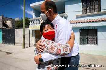 Gestionaré programas que ayuden a las madres de familia de Coahuila: Jericó Abramo Masso - El Heraldo de Saltillo