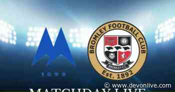 Torquay United 0 Bromley 0 RECAP as Torquay miss the chance to stretch their lead - Devon Live