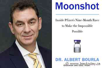 Pfizer head Albert Bourla writing book about Covid vaccine