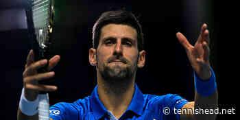 Novak Djokovic reiterates new plans, saying: 'I am now taking the next step in my career' - Tennishead