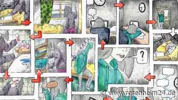 Wasserburger Schülerin Johanna Schuran zeichnet Comic über das Homeschooling