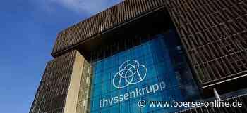 ThyssenKrupp-Aktie: Spekulation auf die Unterstützung