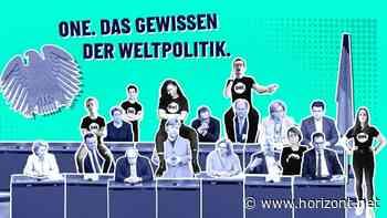 TLGG-Kampagne zur Bundestagswahl: So will One Spitzenpolitikern ins Gewissen reden