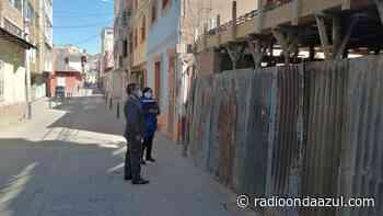 Puno: Descartan que construcción del jirón Tarapacá haya incurrido en alguna falta - Radio Onda Azul