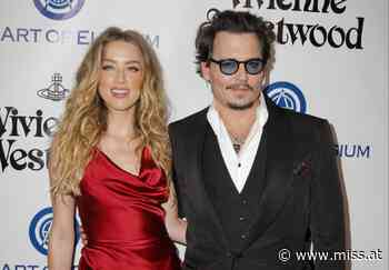 Amber Heard soll im Prozess gegen Johnny Depp gelogen habe: Polizei ermittelt - miss.at