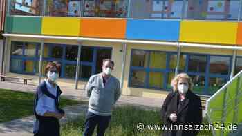 Nur ein Drittel der Kinder werden notbetreut: Kinderwelt in Aschau am Inn im Spannungsfeld Corona