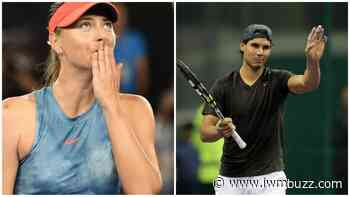 Maria Sharapova To Rafael Nadal: Times When Tennis Players Were Proposed By Fans From Stands - IWMBuzz