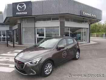 Vendo Mazda Mazda2 1.5 90 CV Skyactiv-G Evolve usata a Melegnano, Milano (codice 9070726) - Automoto.it - Automoto.it