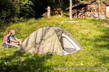 EU-Mittel für Trekking-Camps im Elz- und Simonswäldertal - Kreis Emmendingen - Badische Zeitung