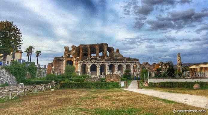 Riapre al pubblico l'Anfiteatro Campano di Santa Maria Capua Vetere. Ancora in corso i lavori di restauro | - CasertaWeb