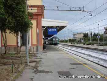 Paura a Capua, pendolare picchiato e rapinato fuori alla stazione - L'Occhio di Caserta
