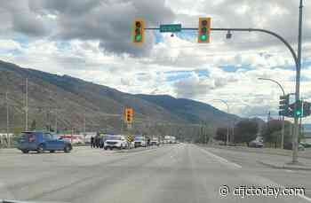 Kamloops RCMP conduct high risk vehicle take down in Valleyview area - CFJC Today Kamloops