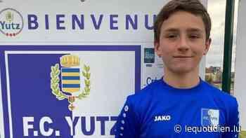 [Roud Léiwen] Paolo Carreira, pépite du FC Yutz, a intégré la sélection U14 | Le Quotidien - Le Quotidien.lu