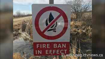 Fire restrictions in place in multiple Manitoba parks - CTV News Winnipeg