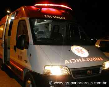 Acidente envolvendo dois veículos deixa feridos na Rio Claro - Santa Gertrudes - https://www.gruporioclarosp.com.br/