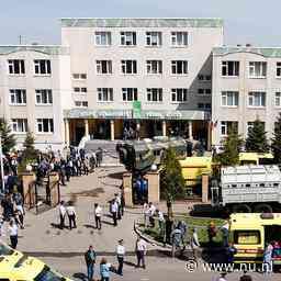 Zeker negen doden bij schietpartij in Russische school, onder wie kinderen