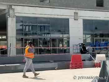 Tragedia alla Fornace, sequestrata parte del cantiere - Prima Saronno
