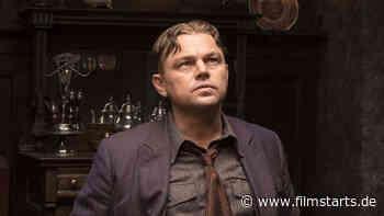 """Der Film, bei dem Hollywood kalte Füße bekam: Leonardo DiCaprio auf erstem Bild zu Martin Scorseses """"Killers Of The Flower Moon"""" - filmstarts"""