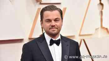 Leonardo DiCaprio soll die Hauptrolle in diesem Oscar-Remake spielen - GQ Germany