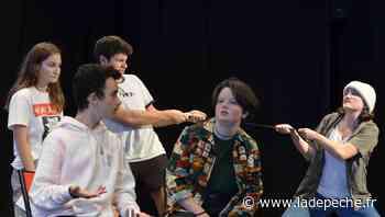 Pamiers. Au conservatoire, les élèves de la section théâtre vont recevoir leur certificat - LaDepeche.fr