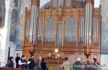 Annonay - Une journée pour le renouveau des orgues d'Annonay - Hebdo de l'Ardèche