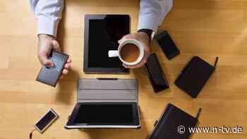 Notebook, Tablet und Co.: Steuerliche Nutzungsdauer verkürzt