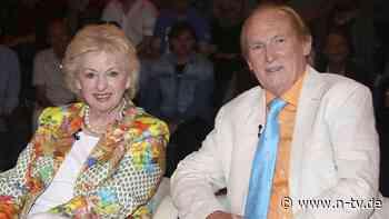 Mit Mann Klaus war sie Kult: Ingrid Kalinowski ist tot