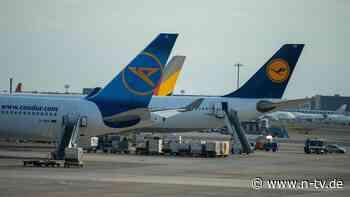 Lufthansa geht auf Condor zu: Airlines einig nach Streit um Zubringerflüge