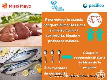 Sechura: Miski Mayo inicia programa nutricional para niños de Puerto Rico, Playa Blanca y Parachique - El Regional