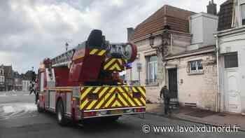 Coudekerque-Branche: début d'incendie dans une maison en travaux - La Voix du Nord