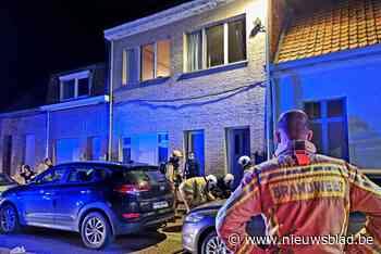 Drie bewoners naar ziekenhuis na nachtelijke keukenbrand