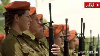 Nach Terror-Nacht: Israel beruft 5000 Reserve-Soldaten ein - BILD