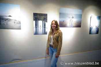 Astrid toont strand van Blankenberge op z'n best tijdens gratis expo - Het Nieuwsblad