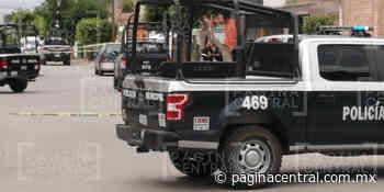 Asesinan a disparos a un hombre en Valle de San José - Página Central