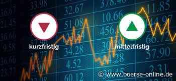 Dow Jones-Chartanalyse: Vom Rekord zu Alarmstufe gelb-rot