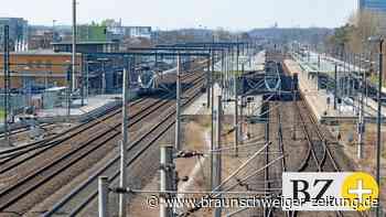 Bundespolizei sperrt Wolfsburger Hauptbahnhof ab