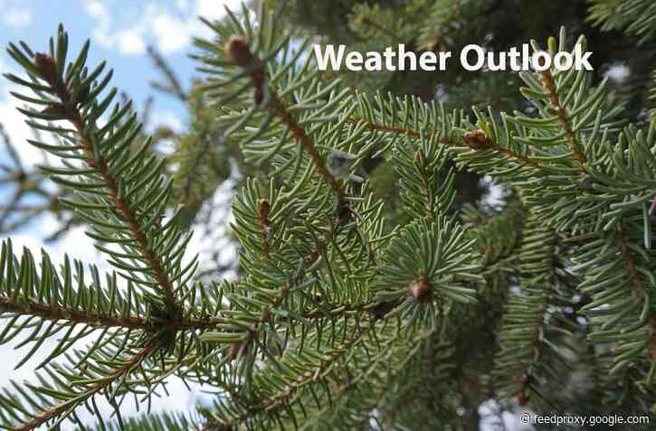May 11, 2021 Western and Northern Ontario Weather Outlook