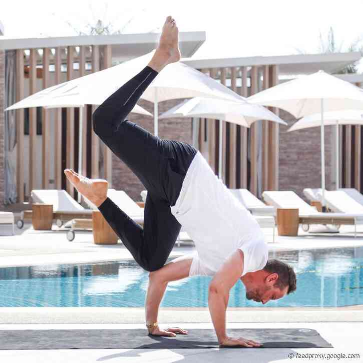 Allaoua Gaham: The Mind Behind the Epic Rise of the Yoga Community in Dubai