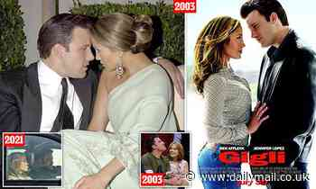 The Birth of Bennifer: A look at Jennifer Lopez and Ben Affleck's iconic love story