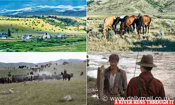 Montana ranch that was used in Redford film 'A River Runs Through It' under contract for £136.25m
