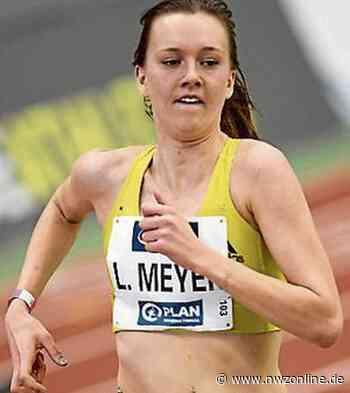 Leichtathletik: Lea Meyer besteht ersten Härtetest Richtung Olympia - Nordwest-Zeitung