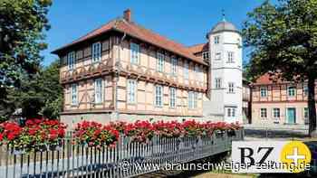 Kein Lift am Schloss Fallersleben