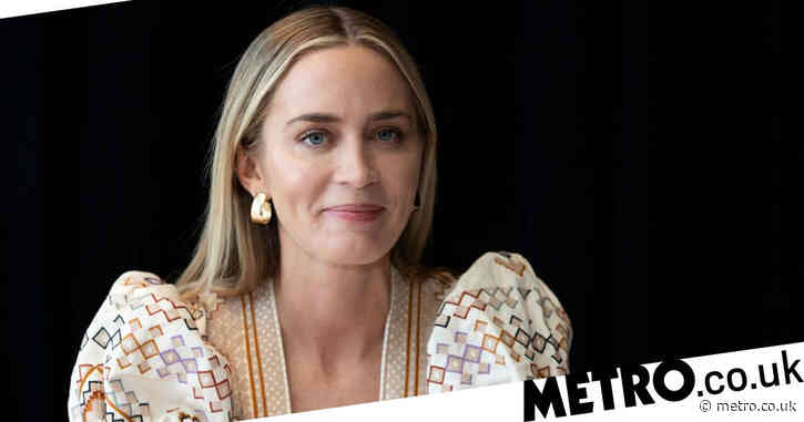 Emily Blunt to star in new 'horse-opera' Western BBC series The English with unbelievable cast