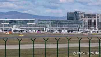 5000 Jobs betroffen: Fraport streicht mehr Stellen als geplant
