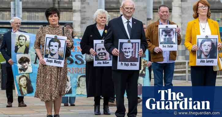 10 people shot dead in Ballymurphy were innocent, inquest finds