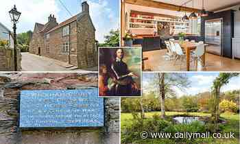 House where Oliver Cromwell plotted Civil War battle goes on the market for £1million