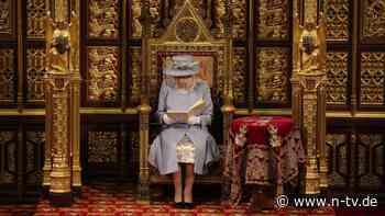"""Queen verliest Regierungspläne: Johnson verspricht Briten """"nationale Erholung"""""""
