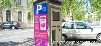 Une deuxième application pour gérer son stationnement à Reims - CHAMPAGNE FM