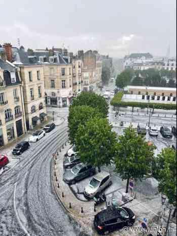 VIDÉO. Orage de grêle sur Reims - L'Union