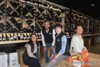 La Cahute, une nouvelle cave à vin à Witry-lès-Reims - L'Union